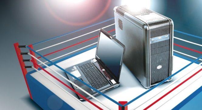 Ноутбук или компьютер? Что лучше приобрести?