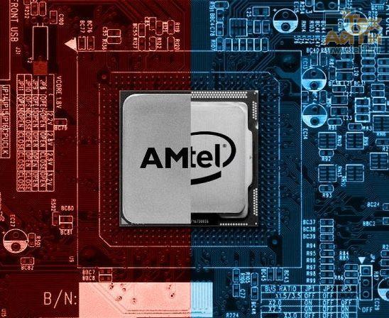 AMD сдаёт позиции — Intel Coffee Lake наступает