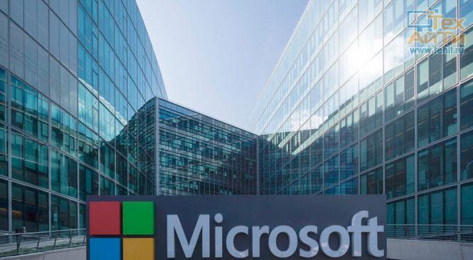 Убыток Microsoft за квартал 6,3 млрд долларов