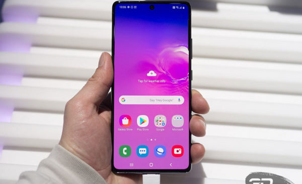 Samsung Galaxy S20 Lite: цена и новые подробности о камере
