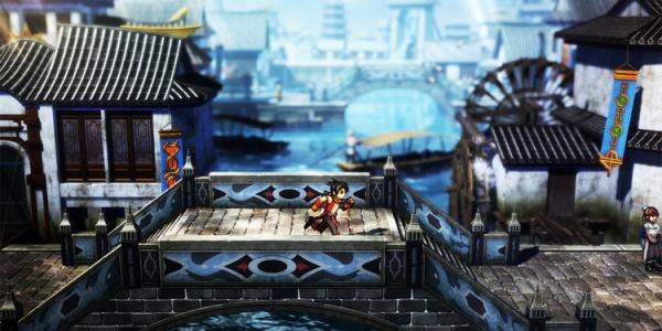 JRPG Eiyuden Chronicles: Hundered Heroes собрала $509 тысяч на Kickstarter менее чем за два часа