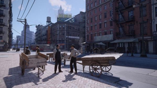 Разработчики Mafia: Definitive Edition показали новую карту и рассказали об изменениях в городе
