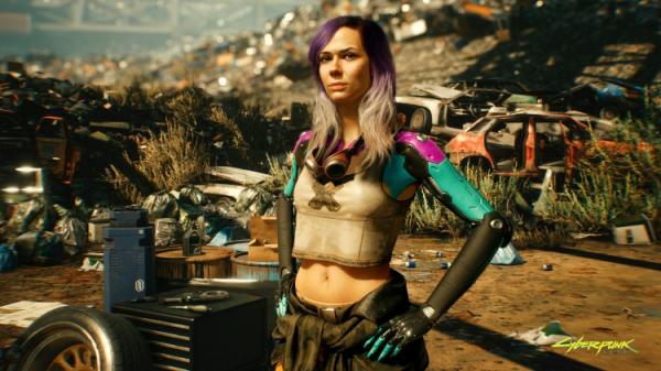 Бывшая журналистка IGN станет неигровым персонажем Cyberpunk 2077