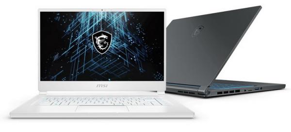MSI представила один из самых тонких и лёгких игровых ноутбуков—Stealth 15M на базе Intel Tiger Lake