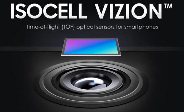 Samsung оснастит будущие флагманские смартфоны ToF-сенсором ISOCELL Vizion
