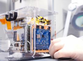Искусственный интеллект теперь есть и на орбите: к работе приступил первый спутник с чипом Intel Movidius Myriad 2
