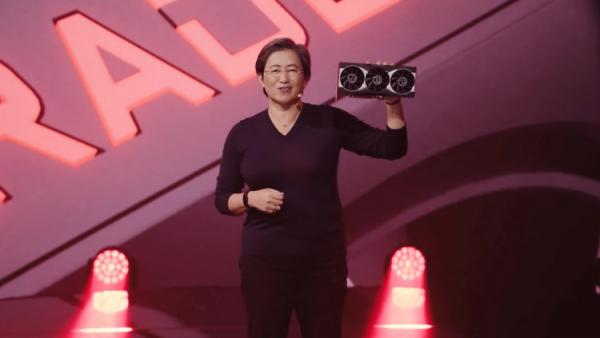 Сегодня — презентация AMD, на которой будутпредставлены мощные видеокарты Radeon RX 6000