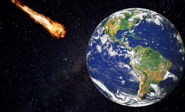В начале ноября в атмосферу Земли может войти астероид
