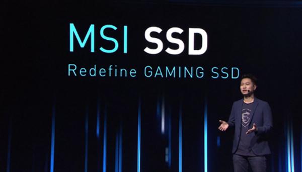 MSI намерена создать «новый эталон» игрового твердотельного накопителя