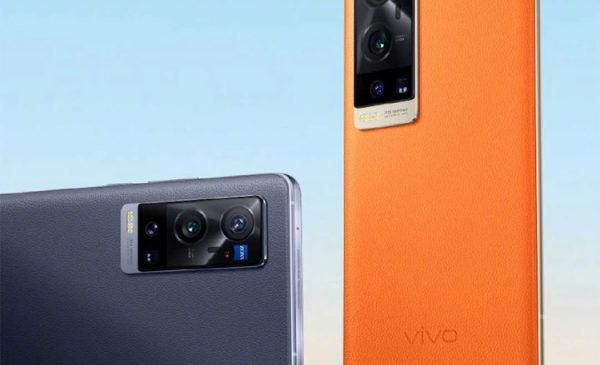 Vivo начала приём заявок на флагманский смартфон X60 Pro+ 5G с чипом Snapdragon 888