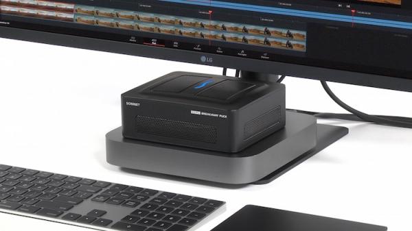 Sonnet представила внешние видеокарты Radeon RX 5500 XT и RX 5700 с поддержкой Apple Pro Display XDR