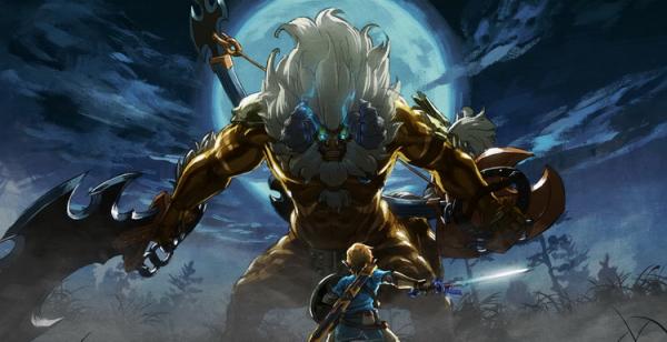 Открытие: лица NPC в The Legend of Zelda: Breath of the Wild были сделаны из Mii