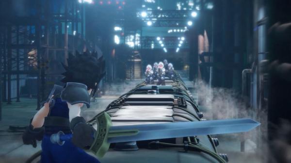 Торговые марки Ever Crisis и The First Soldier оказались предназначены для двух мобильных игр во вселенной Final Fantasy VII