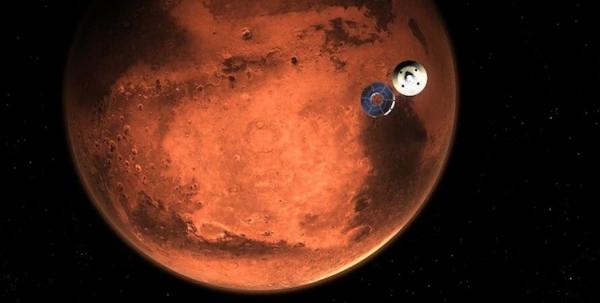 Сегодня ночью марсоход Perseverance окажется на поверхности Марса