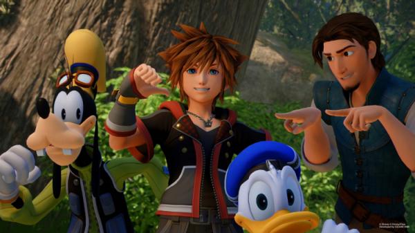 Игры серии Kingdom Hearts выйдут на ПК, но только в Epic Games Store