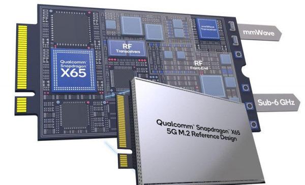 Qualcomm представила модемы Snapdragon 5G в виде карт М.2 для различных устройств