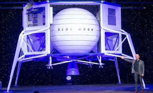 Blue Origin приблизилась к получению до $10 млрд от NASA — Сенат США принял «Закон о бесконечных границах»