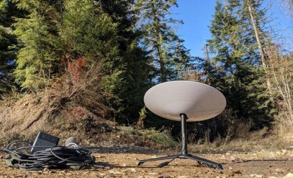Пользователи спутникового интернета Starlink столкнулись с перегревом антенн