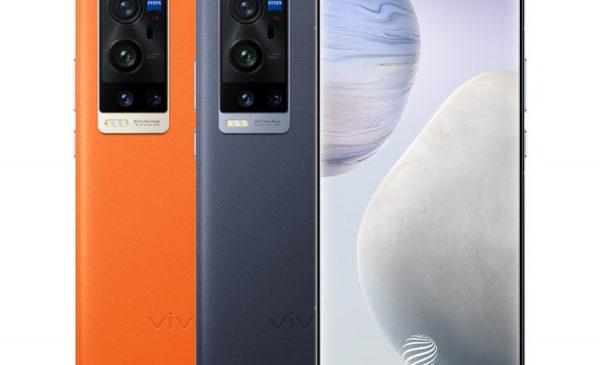 Представлен смартфон Vivo X60t Pro+ с процессором Snapdragon 888 и 120-Гц дисплеем