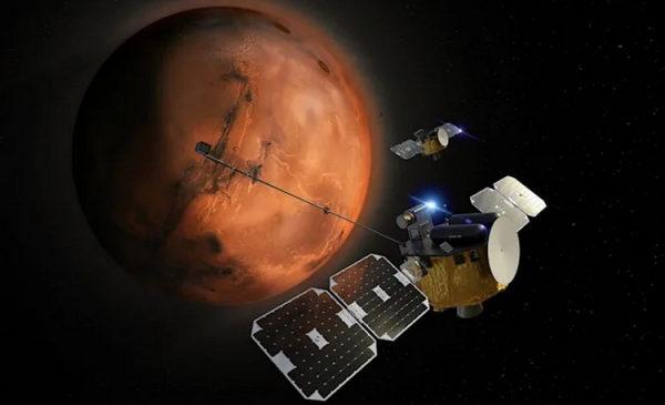Rocket Lab разработает для NASA два космических аппарата-близнеца для изучения Марса