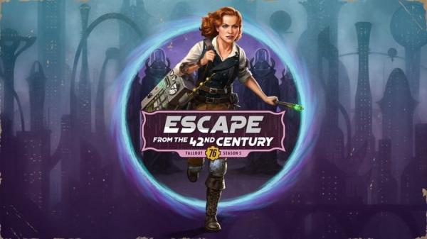 Путешествие в 42 век и создание легендарных предметов: подробности пятого сезона Fallout 76