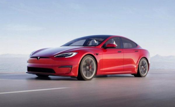 Илон Маск представил Model S Plaid — самый быстрый и дорогой электромобильTesla