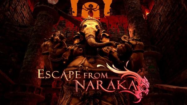 Экзотический платформер Escape from Naraka выйдет в конце июля