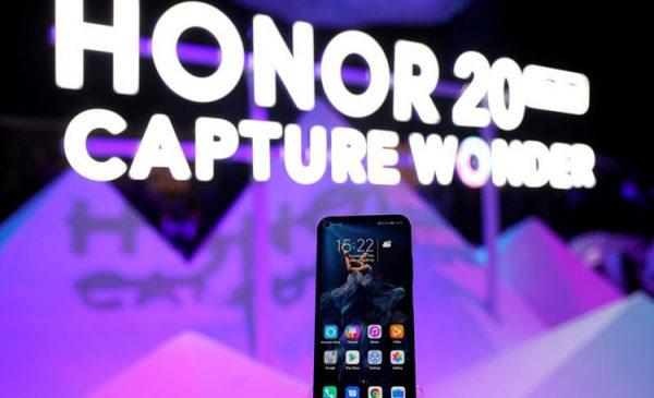 Honor выпустит смартфон с 8-дюймовым гибким дисплеем и он будет непохож на модели Huawei