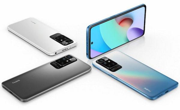 Xiaomi представила смартфон Redmi 10 Prime— 90-Гц дисплей, 50-Мп камера, батарея на 6000 мА·ч и цена от $170