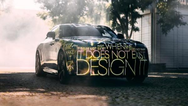 Rolls-Royce представил первый электромобиль и пообещал перейти на электротягу к 2030 году